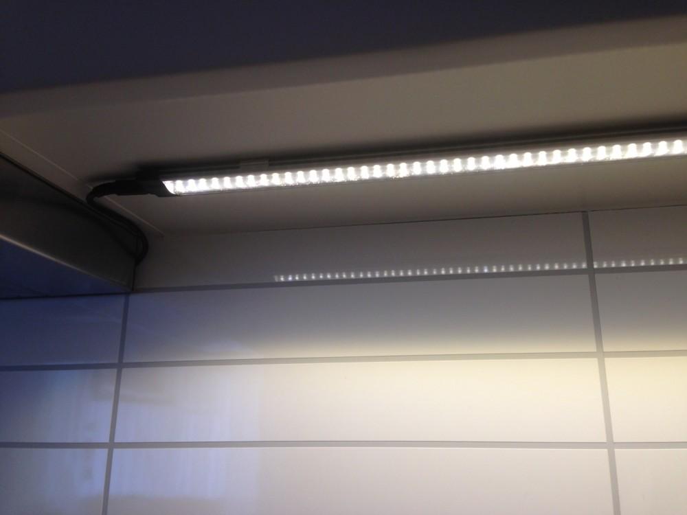 LED STRIPERLISTER MODULBASERTE LED LISTER