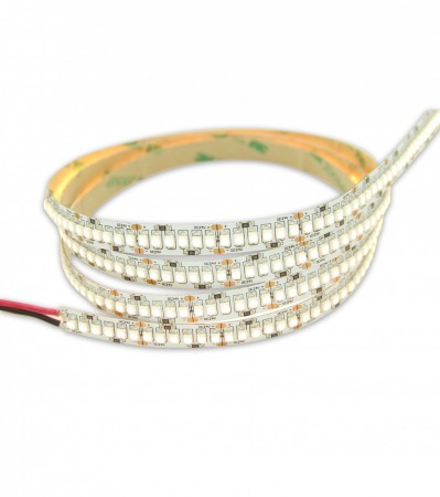 5M LED Strip 24V, 1200lm, 19,2W, 2700K, IP20, CRI>95, 240LED/m