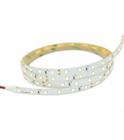 5M LED Strip 24V, 1200lm, 12W, 2700K, IP20, CRI>90, 60LED/m