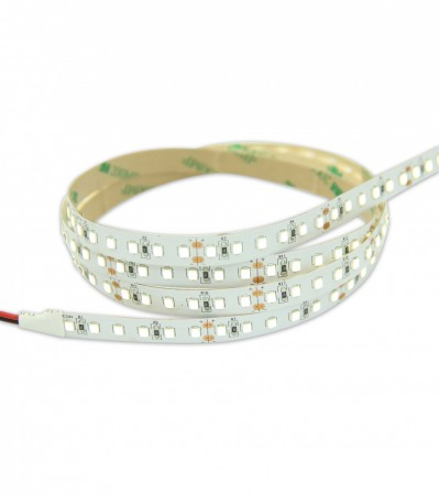 5M LED Strip 24V, 2400lm, 24W, 2700K, IP20, CRI>90, 120LED/m