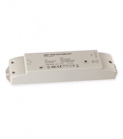 Dimbar RF LED Driver 24V 50W IP20