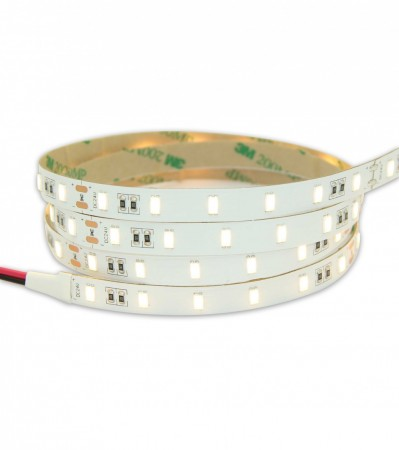 5M LED Strip 24V, 1500lm, 14,4W, 2700K, IP20, CRI>80, 60LED/m